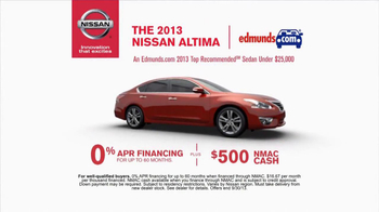 Nissan Altima TV Spot, 'Safety Shield' - Thumbnail 7