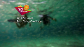 Delta Air Lines TV Spot, 'Island Time Getaway' - Thumbnail 6