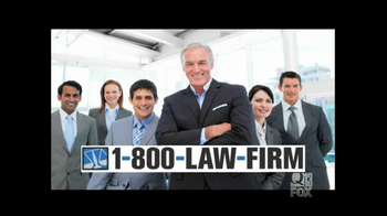 1-800-LAW-FIRM TV Spot, 'Tax Problems' - Thumbnail 7