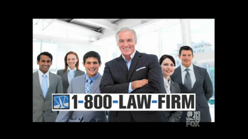 1-800-LAW-FIRM TV Spot, 'Tax Problems' - Thumbnail 8