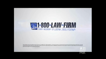 1-800-LAW-FIRM TV Spot, 'Tax Problems' - Thumbnail 9