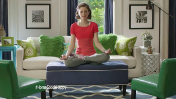 HomeGoods TV Spot, 'Storage Ottoman' - Thumbnail 2