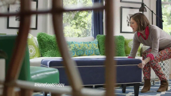 HomeGoods TV Spot, 'Storage Ottoman' - Thumbnail 3