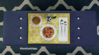 HomeGoods TV Spot, 'Storage Ottoman' - Thumbnail 5