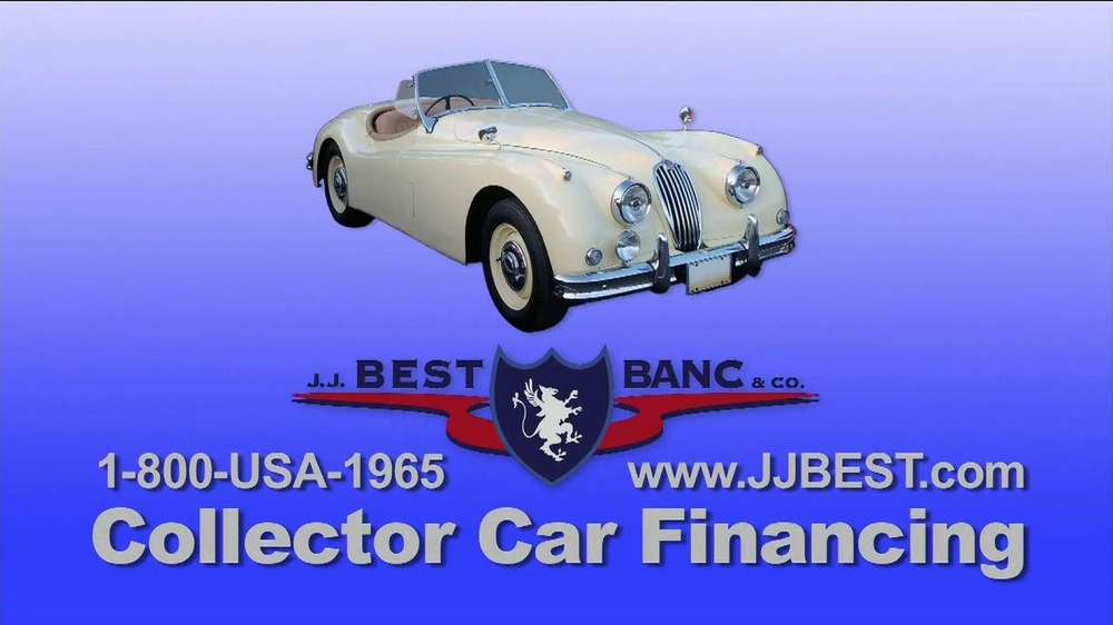 JJ Best Bank Co TV Commercial Collector Car Financing ISpottv - Classic car financing