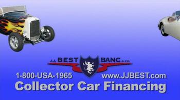 J.J. Best Bank & Co. TV Spot, 'Collector Car Financing' - Thumbnail 3