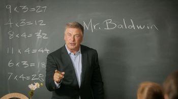 Capital One Venture TV Spot, 'Teacher' Featuring Alec Baldwin