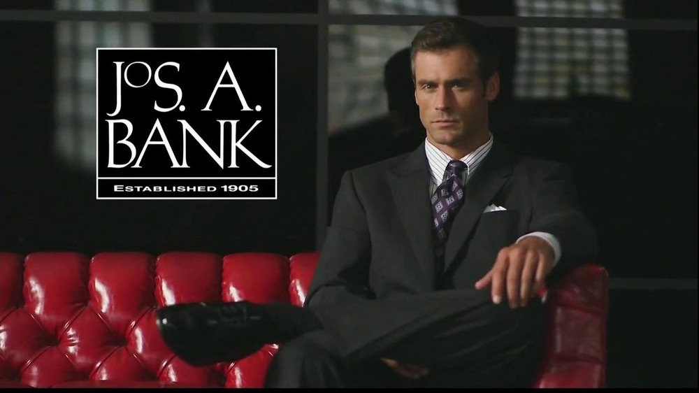 JoS. A. Bank TV Commercial, 'Suits' - iSpot.tv Joseph A Bank
