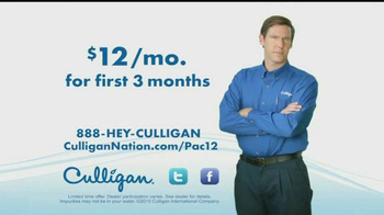 Culligan TV Spot, 'Problem: Tap Water Tastes Bad'