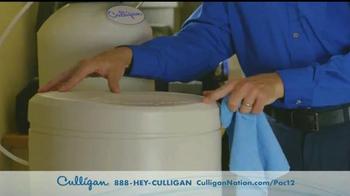Culligan TV Spot, 'Problem: Tap Water Tastes Bad' - Thumbnail 4