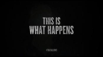 The Gallows - Alternate Trailer 6