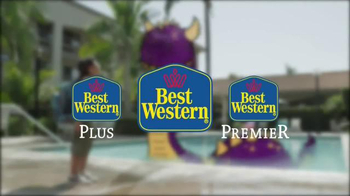 Best Western TV Spot, 'Disney Channel: Wild Imagination' - Thumbnail 10