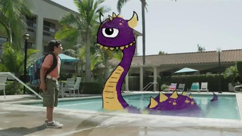 Best Western TV Spot, 'Disney Channel: Wild Imagination' - Thumbnail 9