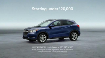 Honda HR-V Crossover TV Spot, 'Give and Take' - Thumbnail 8