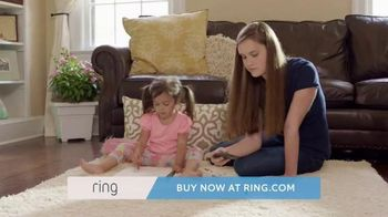 Ring Video Doorbell TV Spot, 'Monitor Your Home From Anywhere'
