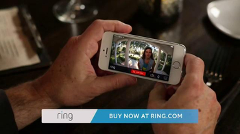 Ring Video Doorbell TV Spot, 'Monitor Your Home From Anywhere' - Thumbnail 9