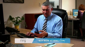 Ring Video Doorbell TV Spot, 'Monitor Your Home From Anywhere' - Thumbnail 3
