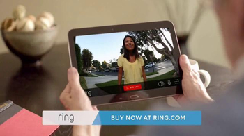 Ring Video Doorbell TV Spot, 'Monitor Your Home From Anywhere' - Thumbnail 4