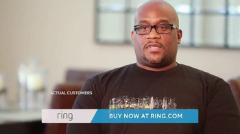 Ring Video Doorbell TV Spot, 'Monitor Your Home From Anywhere' - Thumbnail 7