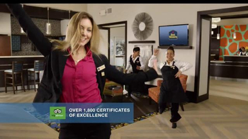 Best Western TV Spot, 'Victory Dance' - Thumbnail 2