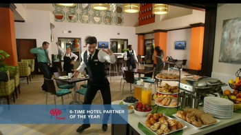 Best Western TV Spot, 'Victory Dance' - Thumbnail 5