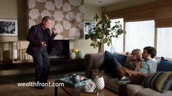 Wealthfront TV Spot, 'Future French Self'