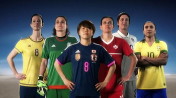 VISA TV Spot, 'FIFA Women's World Cup'