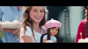 An American Girl: Grace Stirs Up Success Blu-ray TV Spot, 'Dreams' - Thumbnail 5