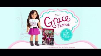 An American Girl: Grace Stirs Up Success Blu-ray TV Spot, 'Dreams' - Thumbnail 7