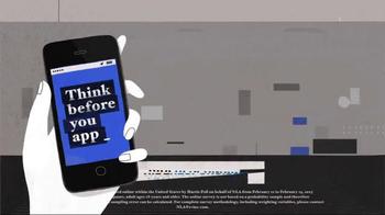 Ride Responsibly TV Spot, 'Digital Hitchhiking: Think Before You App' - Thumbnail 10