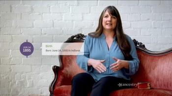 Ancestry.com Life Story TV Spot, 'Annie's Life' - Thumbnail 4