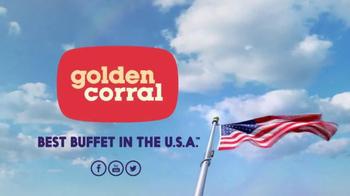 Golden Corral TV Spot, 'Breakfast for Lunch and Dinner' - Thumbnail 7