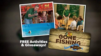 Bass Pro Shops Father's Day Sale TV Spot, 'Shoes and Binoculars' - Thumbnail 10