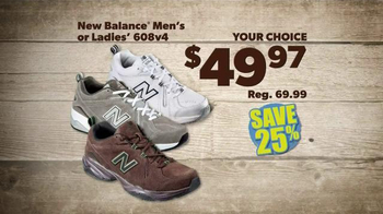 Bass Pro Shops Father's Day Sale TV Spot, 'Shoes and Binoculars' - Thumbnail 5