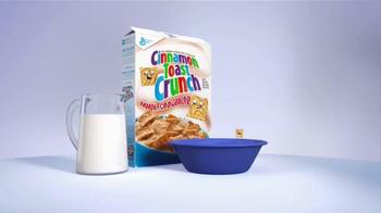 Cinnamon Toast Crunch TV Spot, 'Cinnamilk Surfing' - Thumbnail 1