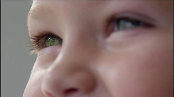 Aveeno Baby Daily Moisture Lotion TV Spot, 'Baby Lashes'