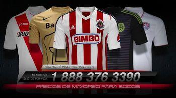 Club Pasion Soccer USA TV Spot, 'Catálogo de productos' [Spanish]