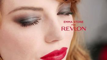 Revlon Ultra HD Lipstick TV Spot, 'Gel Formula' Featuring Emma Stone - Thumbnail 1