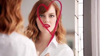 Revlon Ultra HD Lipstick TV Spot, 'Gel Formula' Featuring Emma Stone - Thumbnail 10