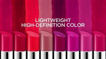 Revlon Ultra HD Lipstick TV Spot, 'Gel Formula' Featuring Emma Stone - Thumbnail 8