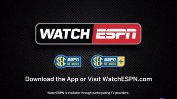 WatchESPN App TV Spot, 'SEC Network' - Thumbnail 10