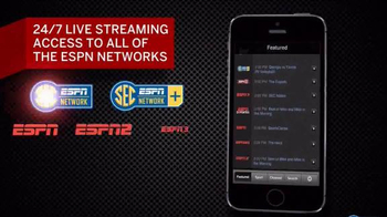 WatchESPN App TV Spot, 'SEC Network' - Thumbnail 2