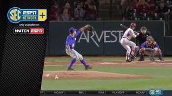 WatchESPN App TV Spot, 'SEC Network' - Thumbnail 7