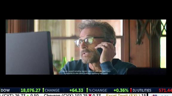 Charles Schwab TV Spot, 'Step Up, Step Back' - 480 commercial airings