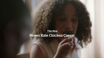 Panera Bread Power Kale Chicken Caesar TV Spot, 'Celebration'