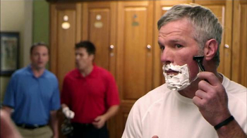MicroTouch Tough Blade TV Spot, 'Hinchas' con Brett Favre [Spanish] - 3872 commercial airings