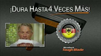 MicroTouch Tough Blade TV Spot, 'Hinchas' con Brett Favre [Spanish] - Thumbnail 8