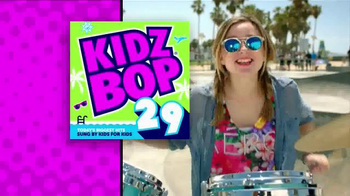 Kidz Bop 29 TV Spot, 'Your Summer Playlist'