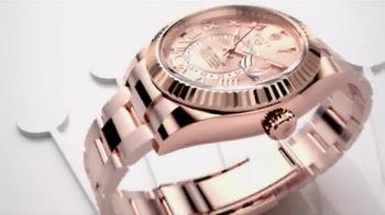 Rolex Oyster Perpetual Sky-Dweller TV Spot, 'Shine Through' - Thumbnail 2