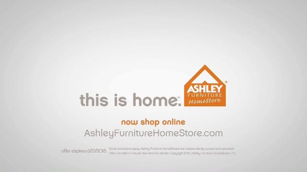 Ashley Furniture Homestore Tv Commercial Summer Hot Buys